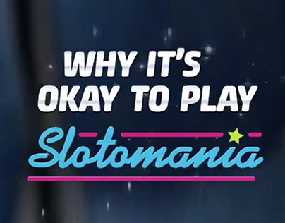 Why it's okay to play Slotomania
