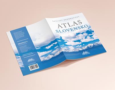 Obálky pre Mapa Slovakia