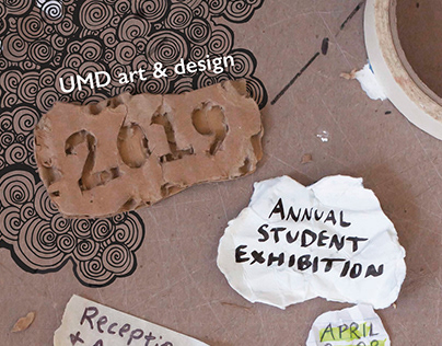 Annual Student Exhibition Poster