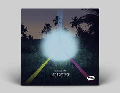 Record Cover Glow in the Dark, Into Existence