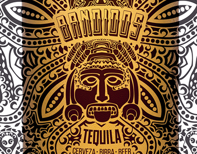 BANDIDOS / beer labels