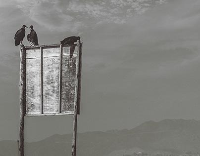 Desolate Perú (a photographic narrative)