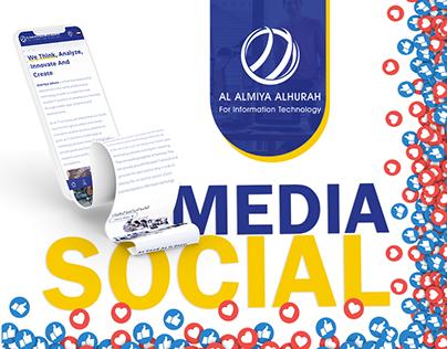 Alalmiy Alhura Social Media