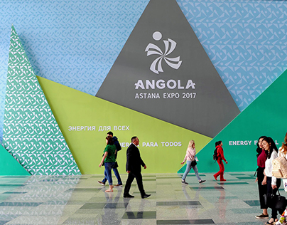 Angola Pavilion. Expo Astana 2017
