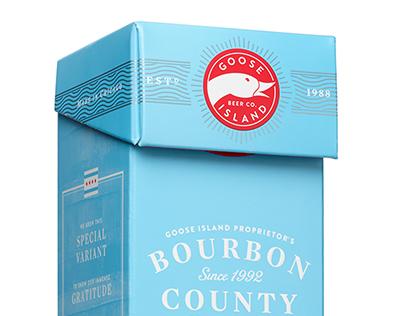 Goose Island Proprietor's Bourbon County Brand Stout