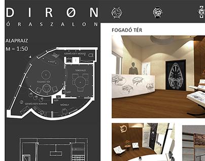 Diron watch store