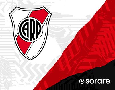 River Plate x Sorare
