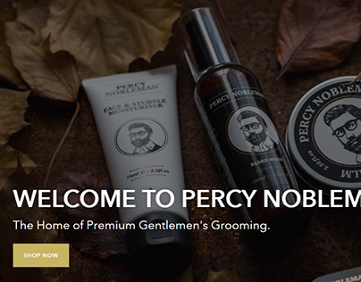 Percy Nobleman Google Display Ads