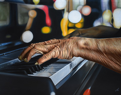 The Hitch, 2019 (Sold)