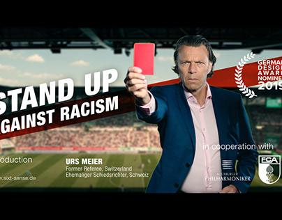 DENIED - spot against racism