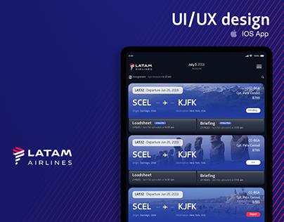 UI - UX design for LATAM
