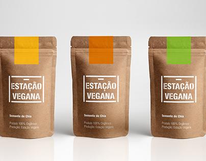 Estação Vegana - Feira de cultura vegana