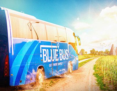 "Blue Bus Egypt 2019 ""Travel More"" Campaign"
