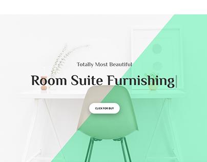 Furniture shop-Landing Page
