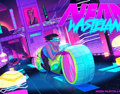 Rabbit Run (11 Days to Free Demo) Neon Wasteland