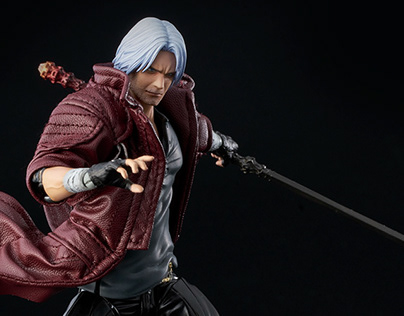 Devil May Cry 5 Action Figures for 1000toys