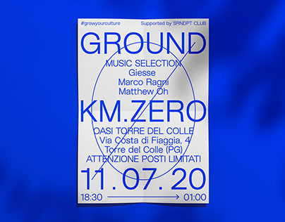 GROUND KM.ZERO