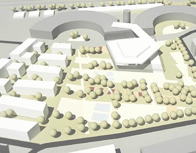 Urban Revitalization | Katowice City Center