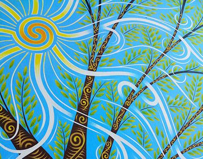 UNITY | Decorative painting