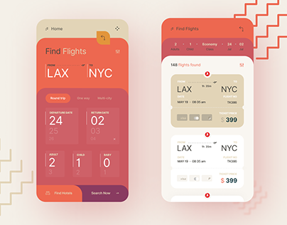 Find Flights App