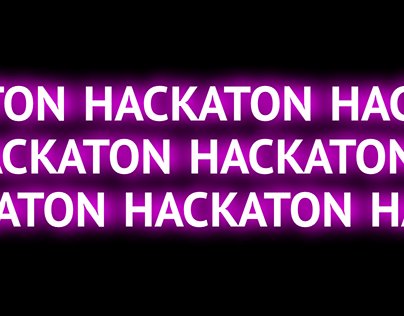 Hackaton - Bring Your Own Beamer