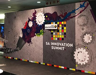 SA Innovation Summit Event Branding
