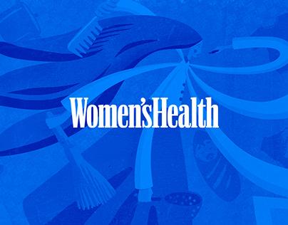 Illustrations for Women's Health