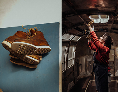 REDWING HERITAGE - OUT OF FASHION CAMPAIGN