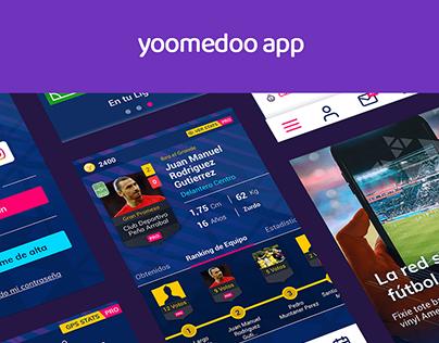 Yoomedoo App (2019)