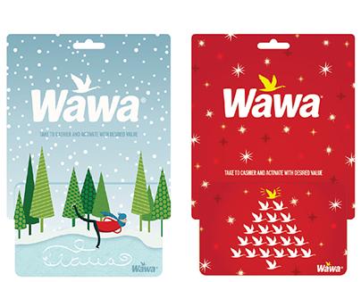 Wawa's Winter & Holiday Gift Cards