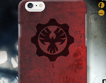 Gears of War Cases Collections