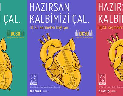 DÇSO Seçmeler Poster