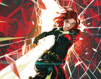 Black Widow: Widow's Sting #1 COVER