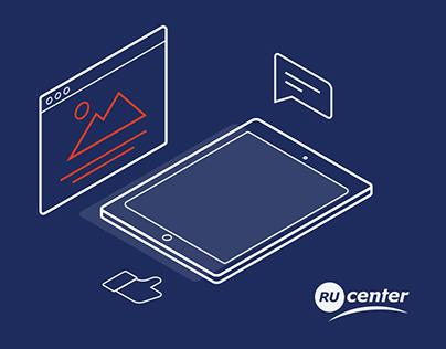Ru-Center. Redesign