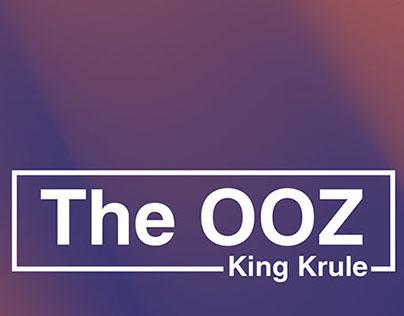 "King Krule - ""The OOZ"" (Album Artwork Redesign)"