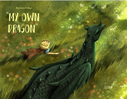 Children book illustrations. Folktale week 2020.