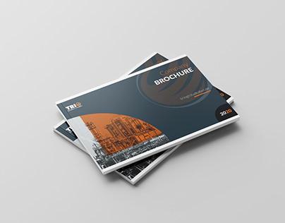 TrioGlobalKabel Brochure Design