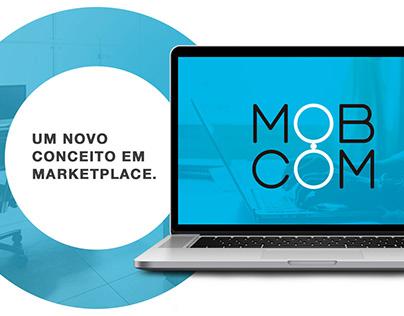 MOBCOM - Logo e Web Site