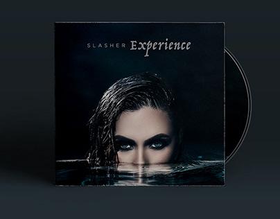 "Foto, Retouch e Design: Capa ""Experience"" banda Slasher"