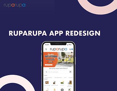 Ruparupa App Redesign