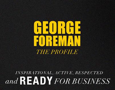 George Foreman Profile