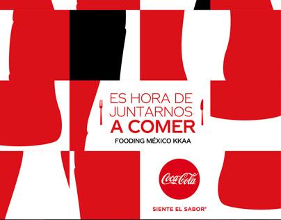 COCA-COLA FOODING MÉXICO KKAA