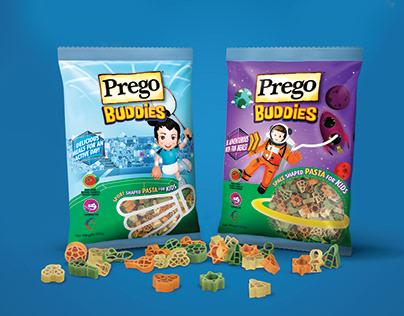 Prego Buddies Pasta for Kids