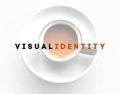 El Café   Visual Identity