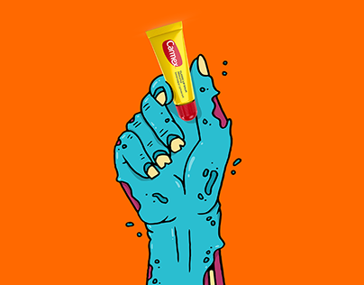 Carmex: Scariest Thing This Halloween