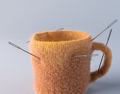 Woven Mug
