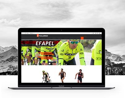 Fullwear - Website