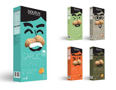 DOUFUN 豆趣包裝設計