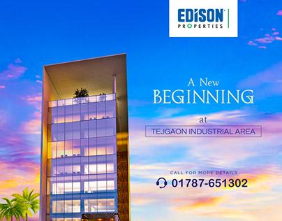 EDISON PROPERTISE SOCIAL MEDIA ADVERTISING