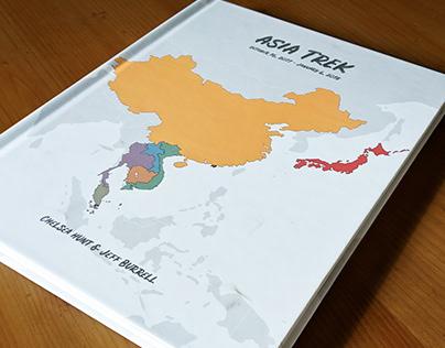 Asia Trek Book